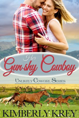 Cover for Her Gun-shy Cowboy