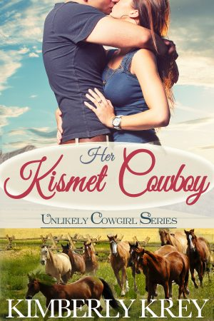 Cover for Her Kismet Cowboy