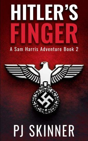 Cover for Hitler's Finger