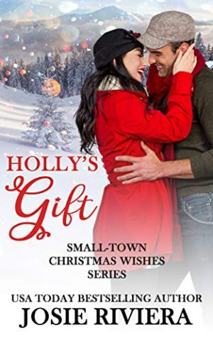 Cover for Holly's Gift