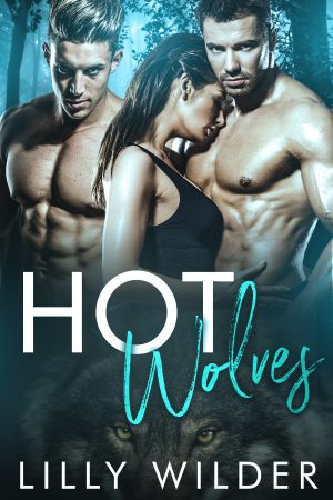 Cover for Hot Wolves