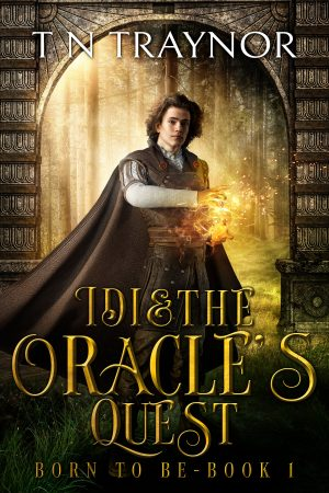 Cover for Idi & the Oracle's Quest