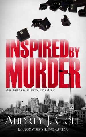 Cover for Inspired by Murder