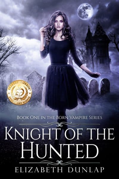 Cover for Knight of the Hunted