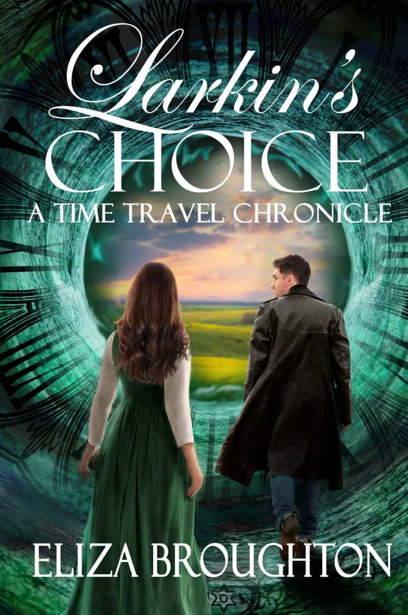 Cover for Larkin's Choice: A Time Travel Chronicle