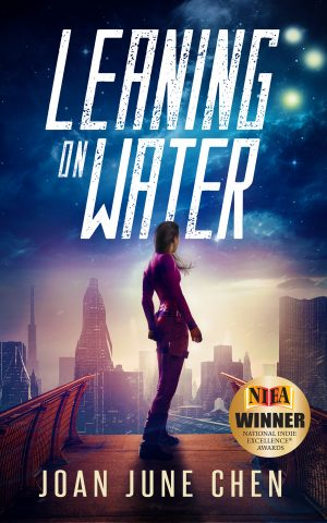 Cover for Leaning on Water