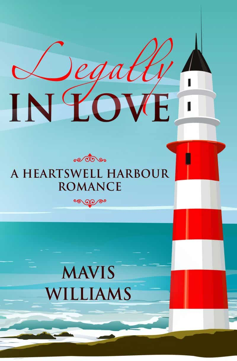 Cover for Legally in Love: A Heartswell Harbour Romance