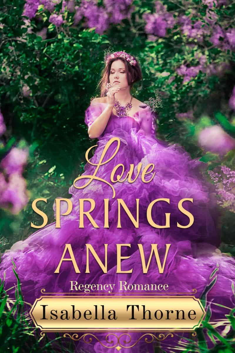 Cover for Love Springs Anew