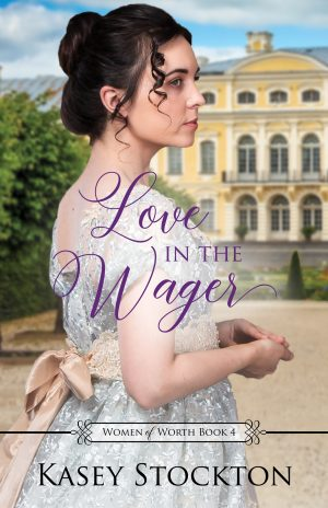 Cover for Love in the Wager