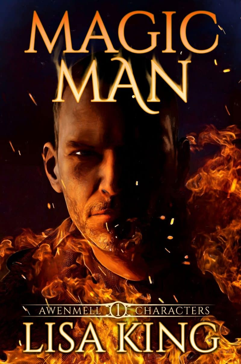 Cover for Magic Man