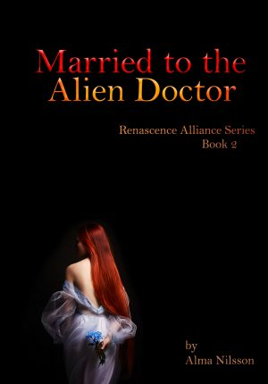 Cover for Married to the Alien Doctor