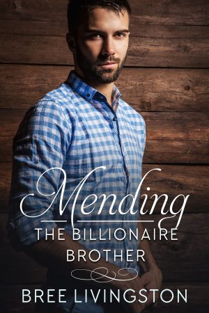Cover for Mending the Billionaire Brother