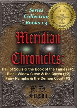 Cover for Meridian Chronicles Series Collection Books 1-3