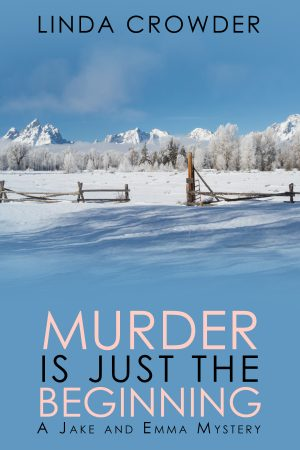 Cover for Murder is Just the Beginning