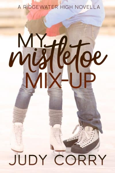 Cover for My Mistletoe Mix-Up