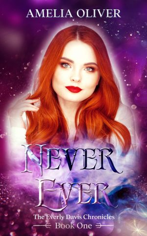 Cover for Never Ever