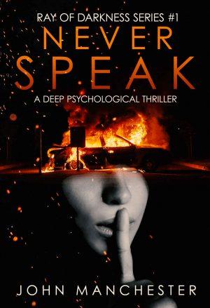Cover for Never Speak