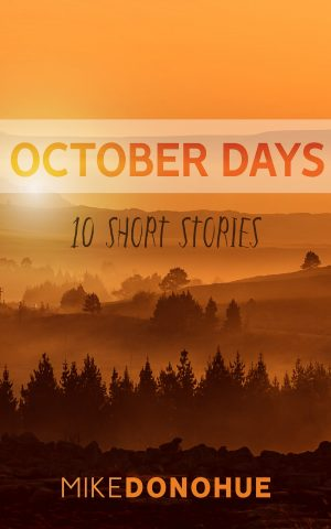 Cover for October Days
