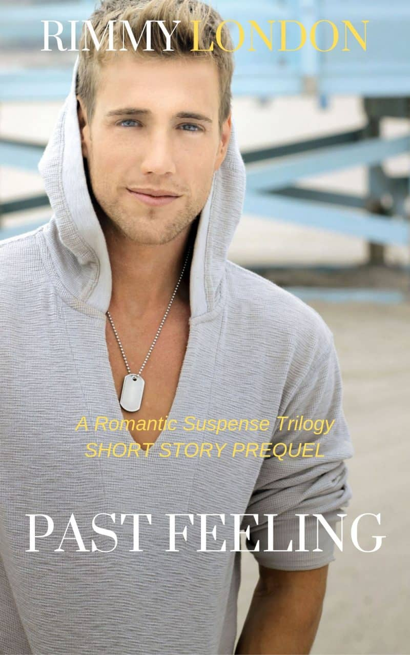 Cover for Past Feeling: A Romantic Suspense trilogy, Series Prequel
