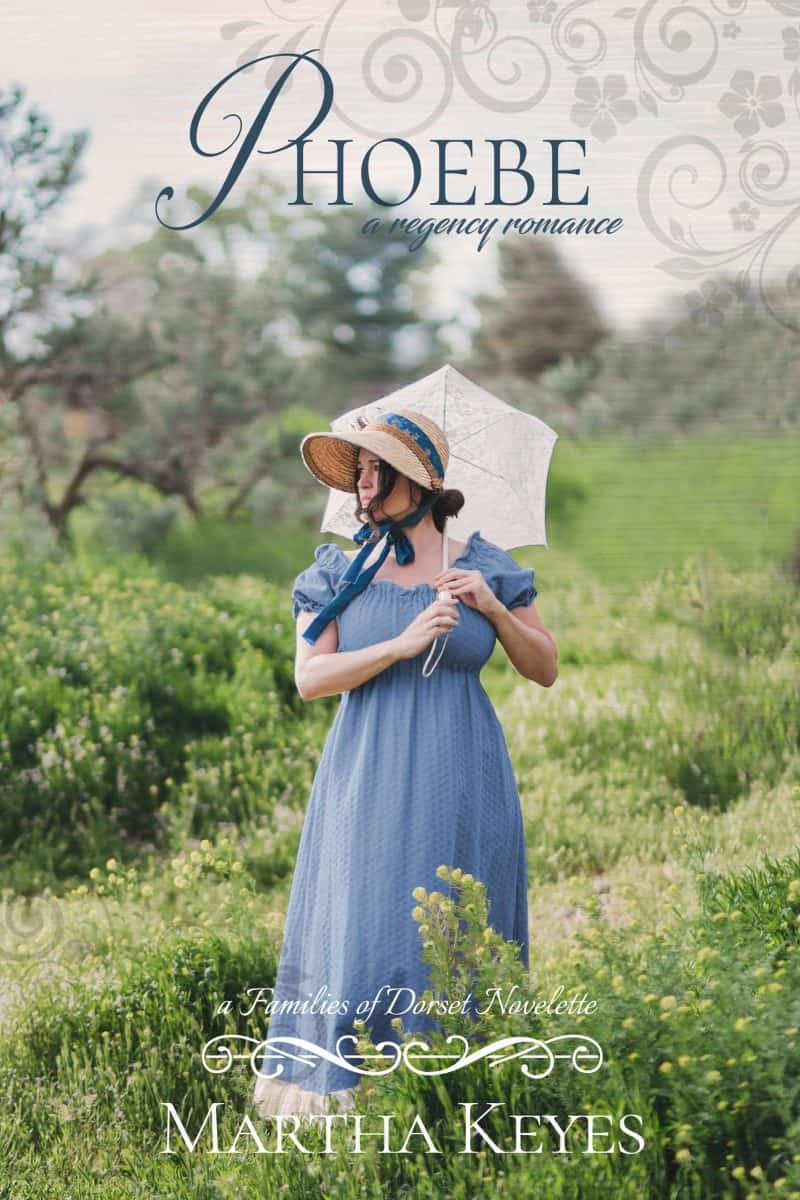 Cover for Phoebe: A Regency Romance
