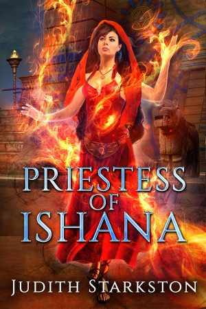 Cover for Priestess of Ishana
