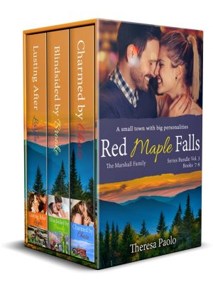 Cover for Red Maple Falls Series Bundle: Books 7-9