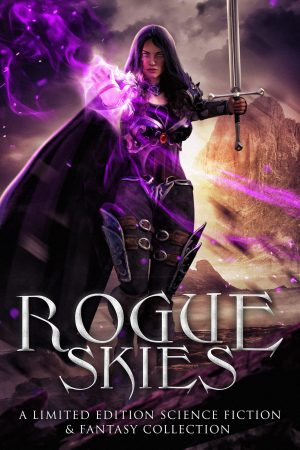 Cover for Rogue Skies