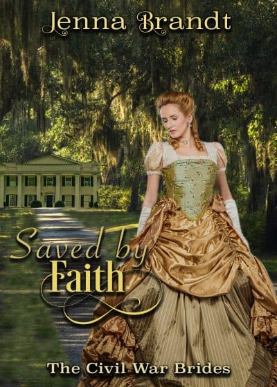 Cover for Saved by Faith