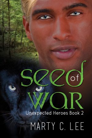 Cover for Seed of War (sample)
