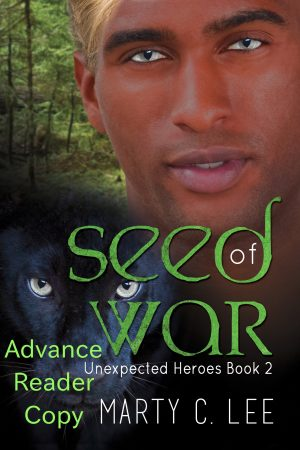 Cover for Seed of War