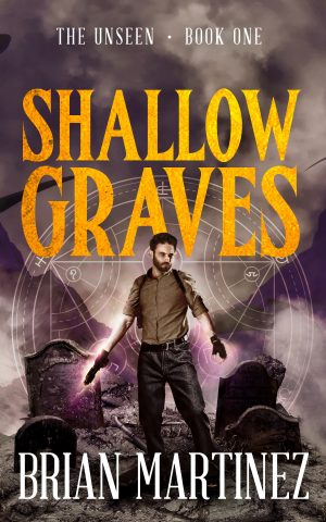 Cover for Shallow Graves