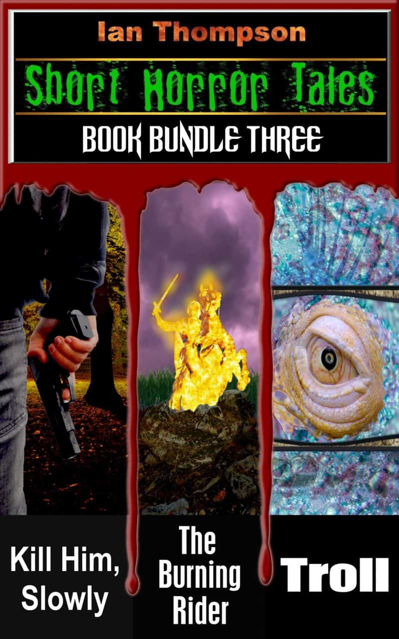 Cover for Short Horror Tales - Book Bundle 3