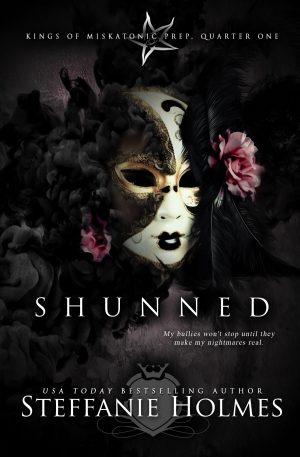 Cover for Shunned