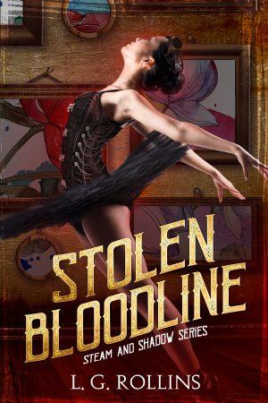 Cover for Stolen Bloodline