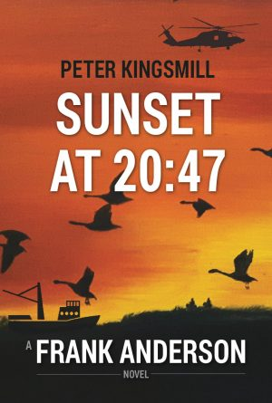 Cover for Sunset at 20:47
