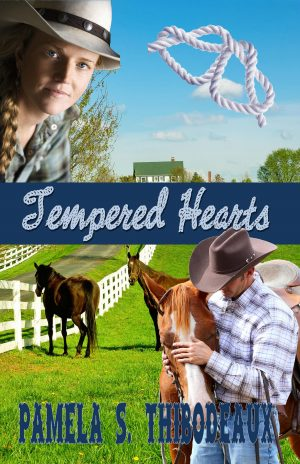 Cover for Tempered Hearts