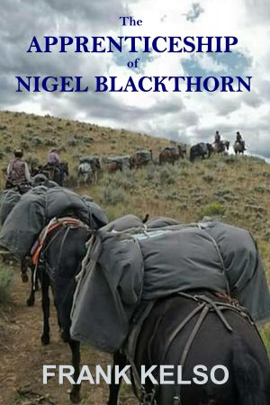Cover for The Apprenticeship of Nigel Blackthorn
