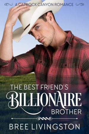 Cover for The Best Friend's Billionaire Brother
