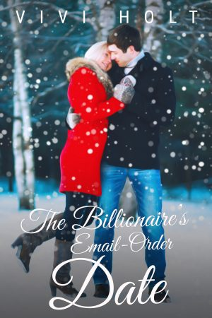 Cover for The Billionaire's Email-Order Date