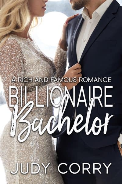 Cover for The Billionaire Bachelor