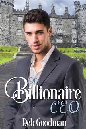 Cover for The Billionaire CEO