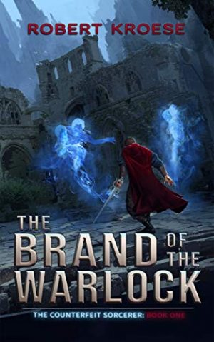 Cover for The Brand of the Warlock