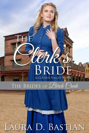 Cover for The Clerk's Bride