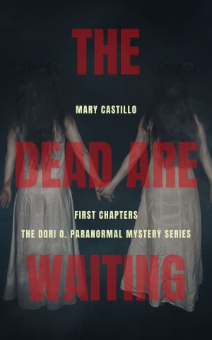 Cover for The Dead Are Waiting
