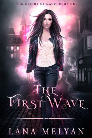 Cover for The First Wave