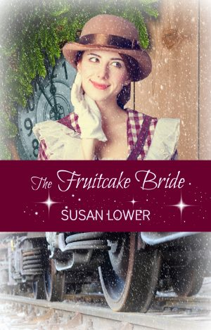 Cover for The Fruitcake Bride