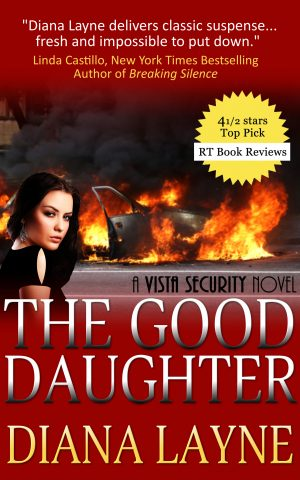 Cover for The Good Daughter