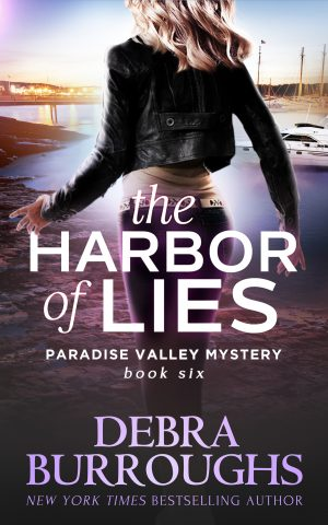 Cover for The Harbor of Lies