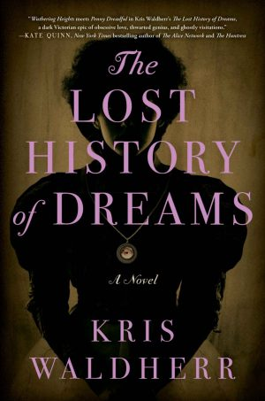 Cover for The Lost History of Dreams