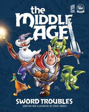 Cover for The Middle Age - Sword Troubles